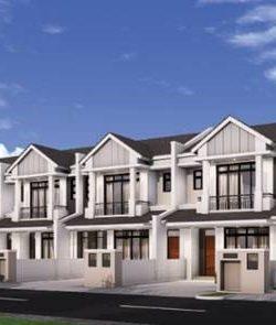 BBKP, Double-Storey Terraces