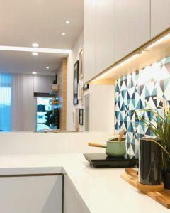 Sapphire Hills DSTH - Dry Kitchen