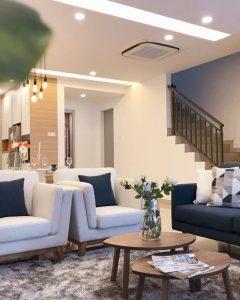 Sapphire Hills DSTH - Living Area