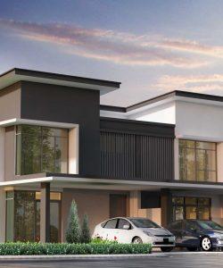 TPR, Double-Storey Terraces