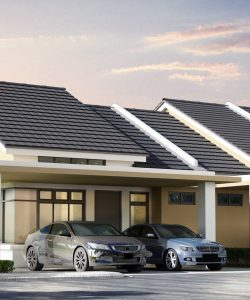 TPR, Single-Storey Terraces
